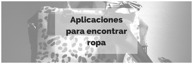 App para encontrar ropa for Aplicacion para buscar habitacion